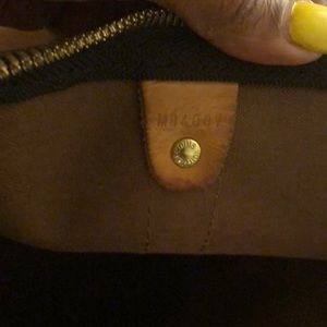 Louis Vuitton over night bag